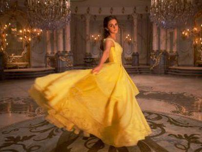 """A atriz feminista, que dará vida a Bella em """"A Bela e a Fera"""", também usará sapatos confortáveis. Sobre vestuário, saúde e modelos de conduta"""