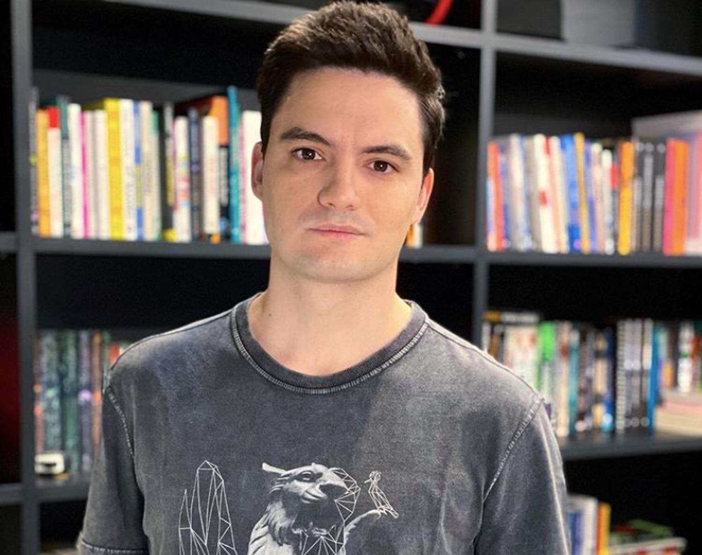 O youtuber brasileiro Felipe Neto.