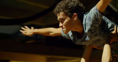 Uma cena do filme colombiano 'Mateo'.