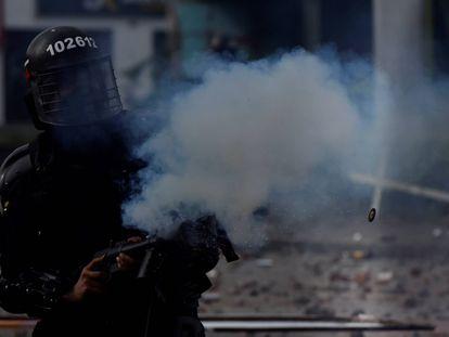 """Repressão policial recrudesce na Colômbia: """"Isso é uma caça"""""""