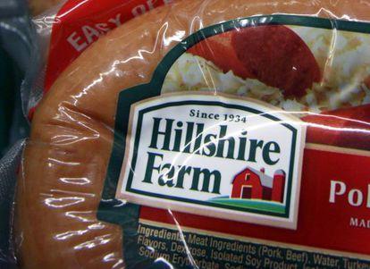 Um produto da Hillshire Farm.