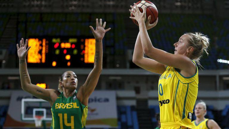 Brasil e Austráliia se enfrentam em evento teste dos Jogos.