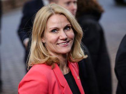 A primeira-ministra dinamarquesa, Helle Thorning-Schmidt.
