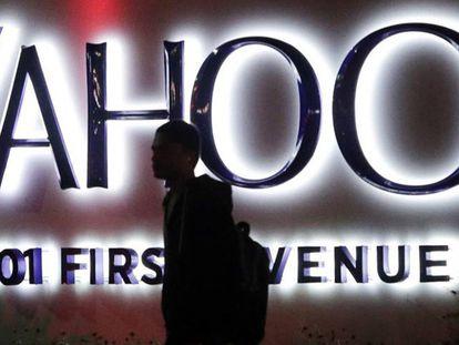 Sede de Yahoo em Sunnyvale, Califórnia.