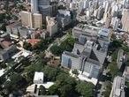 Complexo do Hospital das Clínicas, em São Paulo.