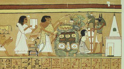 A felação era considerada uma arte no Antigo Egito