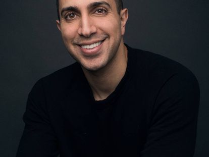 Sean Rad, fundador e CEO do Tinder.
