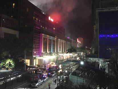 Estado Islâmico reivindica autoria de ataque contra resort em Manila