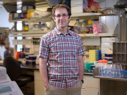 O bioquímico Jesse Bloom, do Centro de Investigação Fred Hutchinson, em Seattle (EUA).