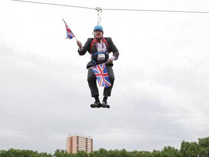 As melhores imagens da vida política de Boris Johnson