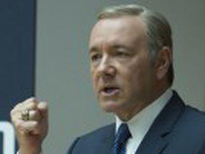 A quarta temporada de 'House of Cards' segue a campanha de Frank Underwood às eleições de 2016