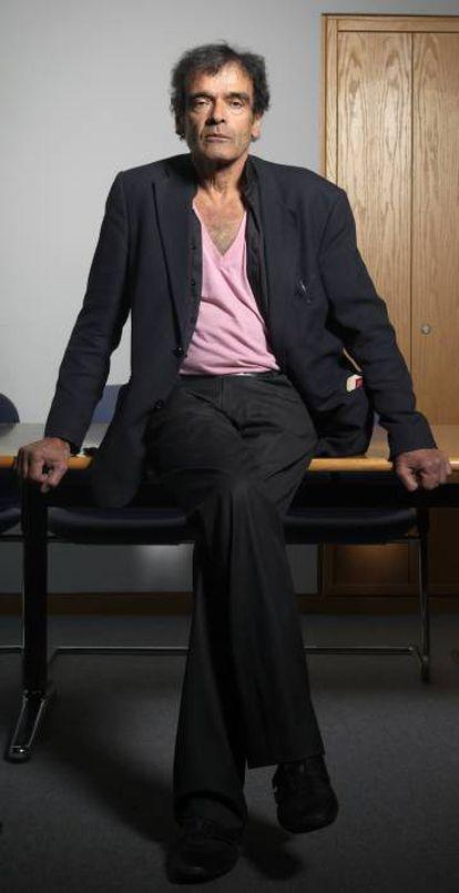 Retrato de Harun Farocki, em 2009.