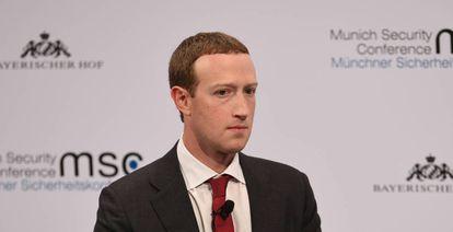 Mark Zuckerberg, fundador e CEO do Facebook.
