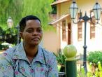 Madalena Gordiano durante una entrevista el pasado diciembre. Madalena es una mujer de 46 años que, desde los 8 años, había vivido en condiciones similares a la esclavitud. Una investigación de la Fiscalía Laboral reveló la historia de Madalena, una trabajadora doméstica explotada por una familia de Minas Gerais.