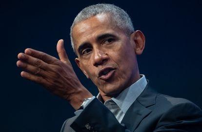 Obama foi o primeiro presidente negro dos EUA.