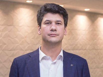 Novo presidente do BNDES, o economista Gustavo Henrique Moreira Montezano.
