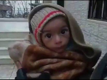 Madaya, a cidade síria sitiada pelo exército de Assad, morre de fome