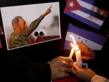 Acompanhe a cobertura completa, em tempo real, da repercussão da morte do ex-presidente cubano