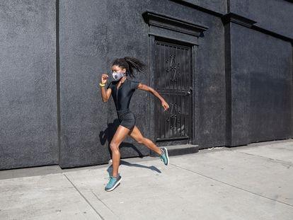 Os efeitos de fazer esporte usando máscara e qual é a mais indicada para a prática
