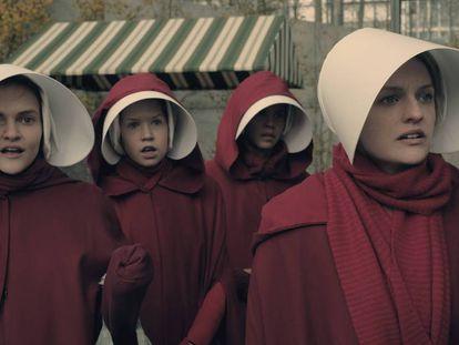 Imagem da série 'O conto da aia'