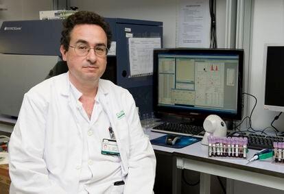 Manel Juan, chefe do serviço de Imunologia do Hospital Clínic de Barcelona.