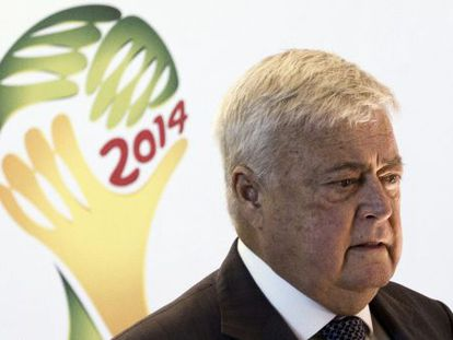 Ricardo Teixeira em uma imagem de 2011.