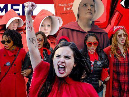 No mundo pós-Trump, a revolução feminista se tingiu de vermelho