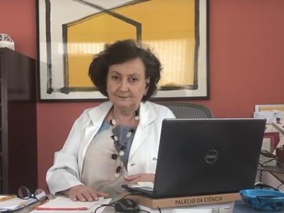 A médica pneumologista Margareth Dalcolmo, da Fiocruz.