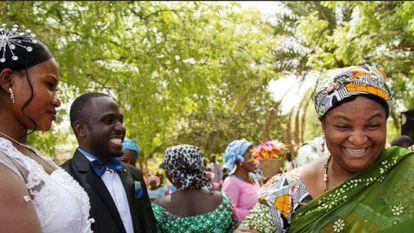 Casamento em Kano, na Nigéria.
