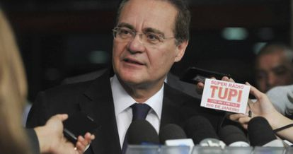 Renan Calheiros (PMDB-AL).