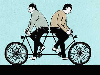 Os conflitos entre amigos também podem ser resolvidos em terapia.
