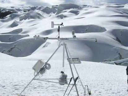 A morte das geleiras, um atentado contra o desenvolvimento dos países andinos