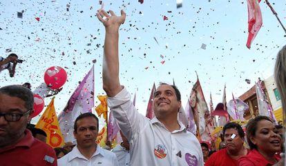 O governador de Pernambuco Paulo Câmara (PSB).