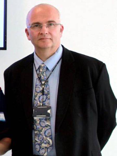 Simon Bramhall, em uma imagem de arquivo.