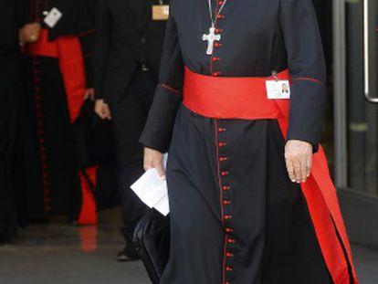 O cardeal Pell.