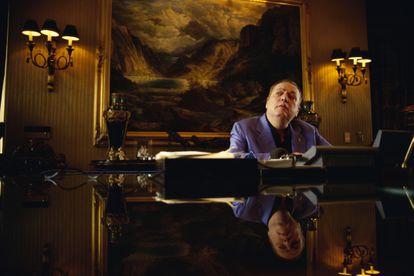 Larry Flynt, en Beverly Hills, en 1998.