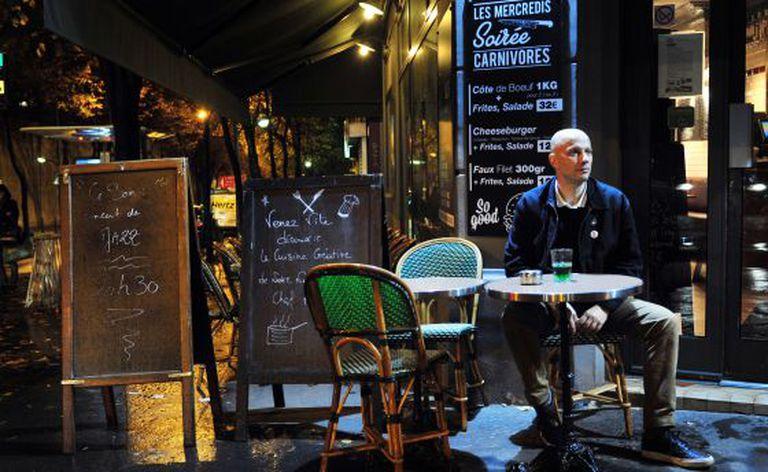 Stéphane T., uma das vítimas do atentado no Bataclan.