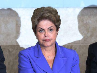 Dilma, em evento do Governo em 28 de julho.