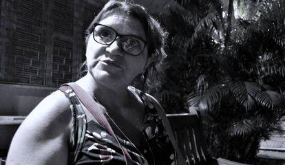 Edna: 'Nunca imaginei que o sonho que tinha para o meu filho seria interrompido pela polícia militar'.