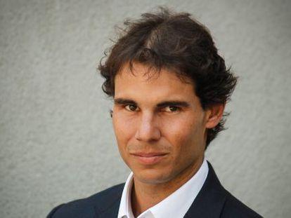Rafael Nadal, número um do mundo, em 2013.