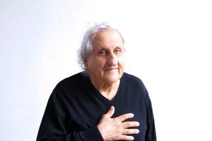 Abraham B. Yehoshua em uma imagem de 2019.