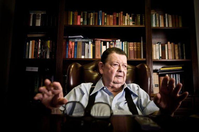 Economista Delfim Netto.