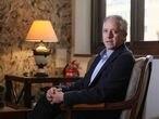 Dvd 991 3/3/20Alvaro García Linera, ex-vicepresidente del gobierno de Bolivia, durante la entrevista concedida en un hotel madrileño.KIKE PARA.
