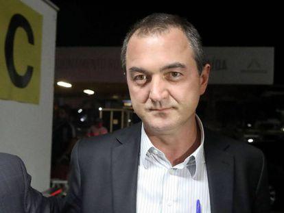 O empresário Joesley Batista