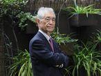 El científico japonés Tasuku Honjo, padre de la inmunoterapia, en Madrid.