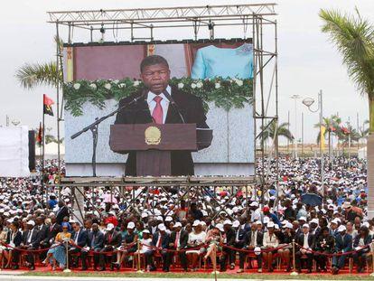 O novo presidente de Angola, João Lourenço