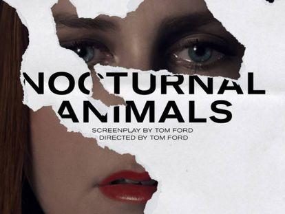 Poster do filme 'Animais Noturnos'