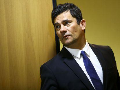 O ex-ministro da Justiça Sergio Moro.