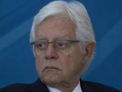 Moreira Franco, o ministro da Secretaria-Geral.
