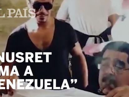 Banquete de Maduro em Istambul deixa os venezuelanos indignados